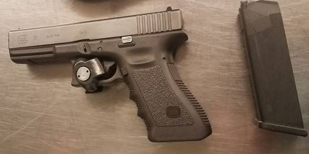 TSA catches 16th gun at Richmond airport, surpassing number detected in 2019