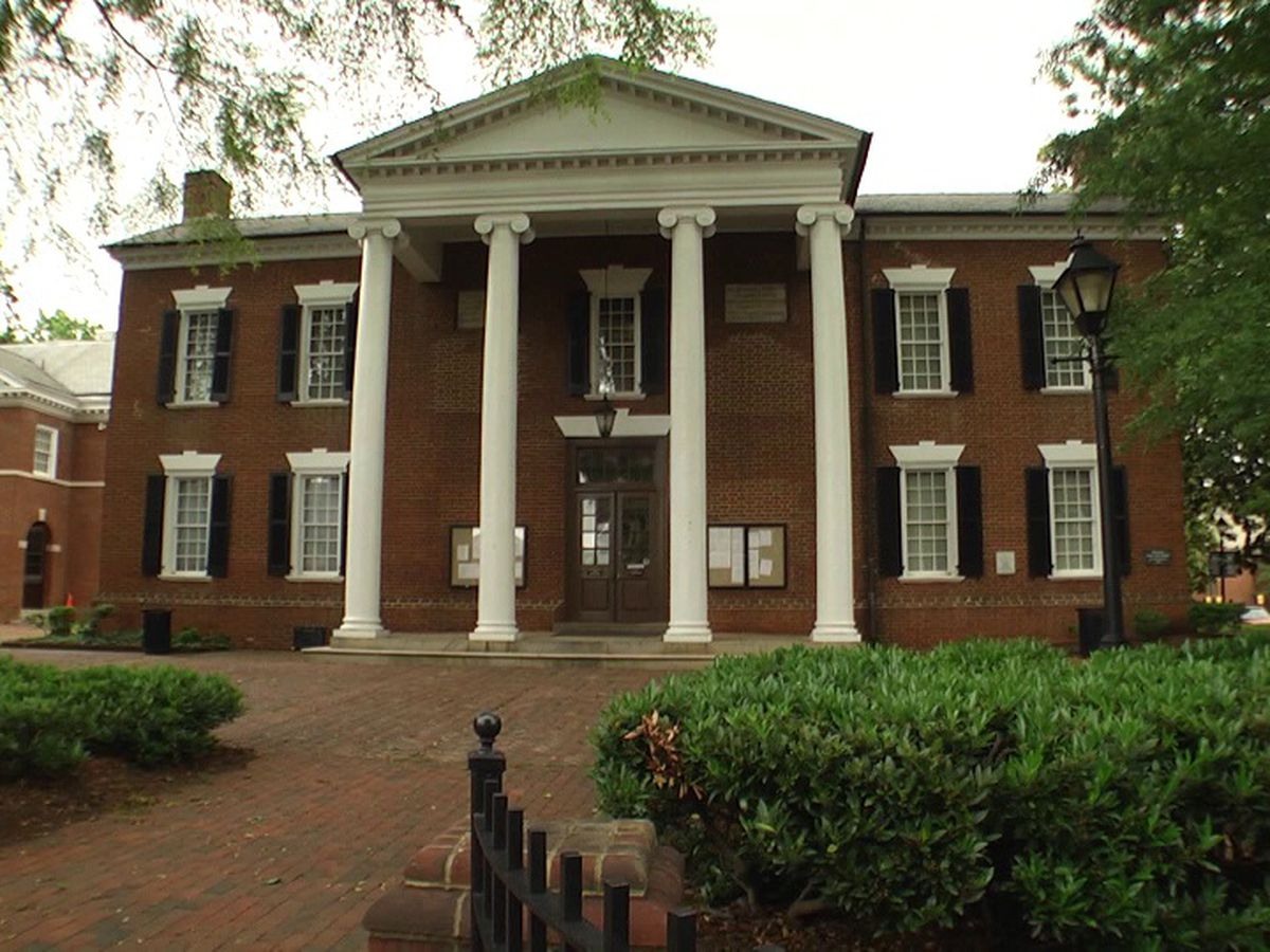 Fentress Architects hired for Albemarle Co. courts project