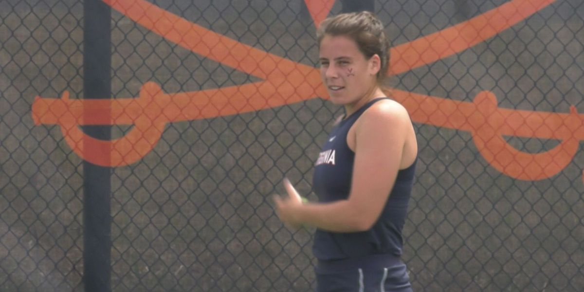 #15 UVA women's tennis beats #8 Duke 4-2 on Senior Day