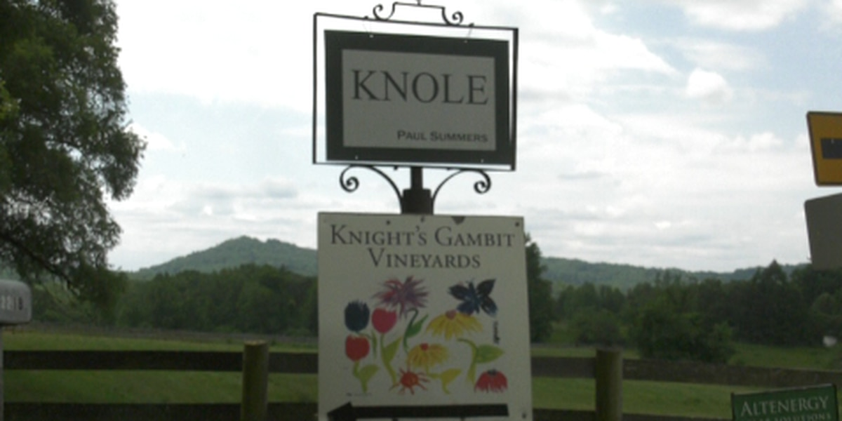 Knight's Gambit Vineyard takes a stand against racial injustice