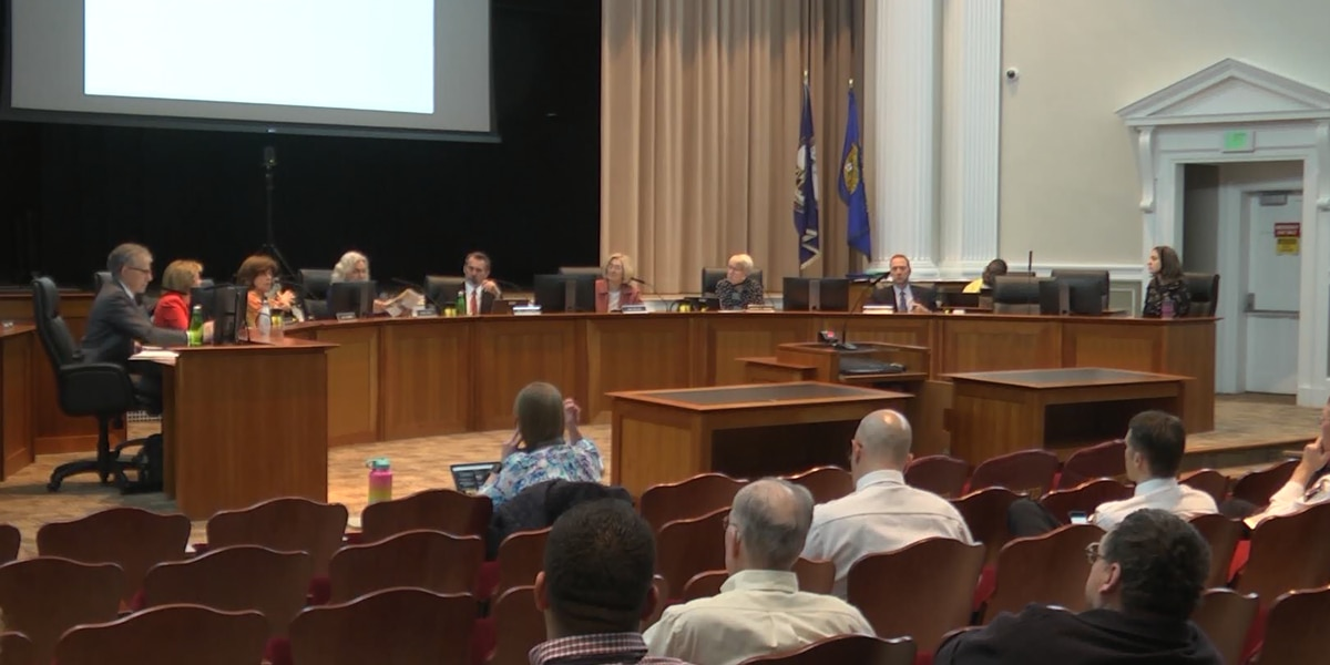 Albemarle County Board of Supervisors get feedback from the public on budget