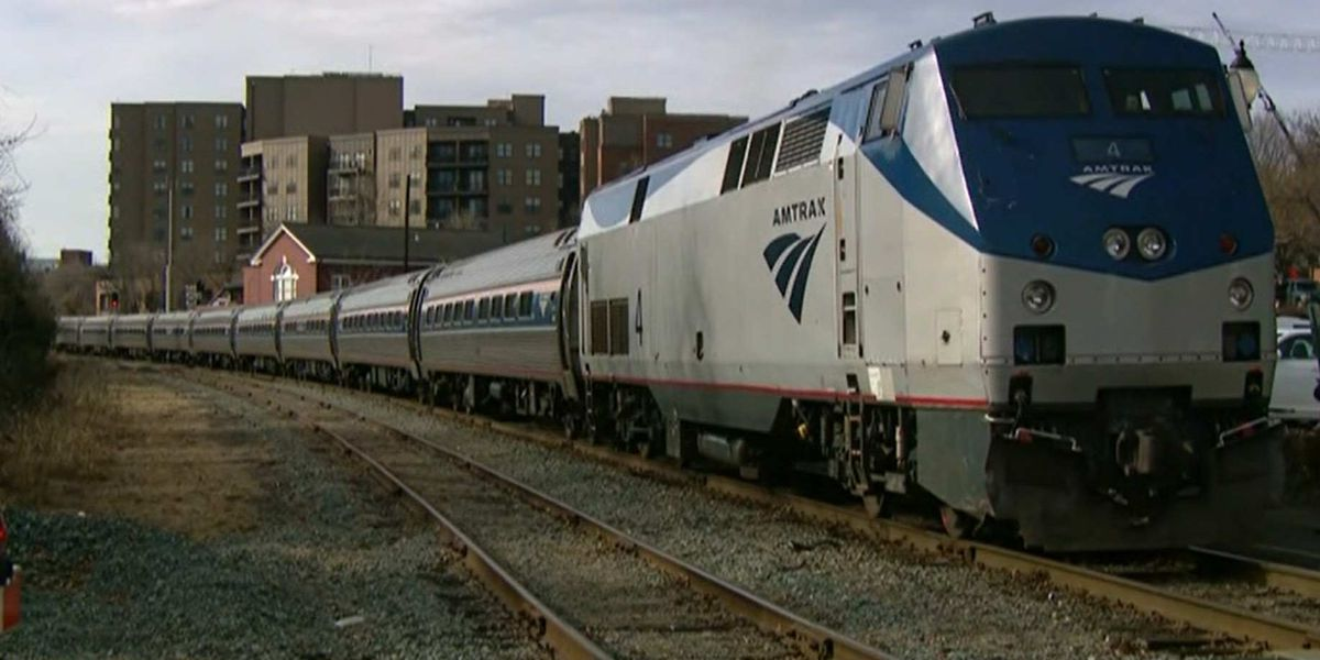 Amtrak announces plans for expansion, improvements