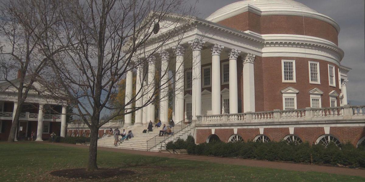 UVA requiring COVID-19 testing over break for area students