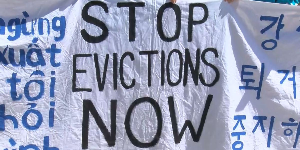 Charlottesville attorney pushes for General Assembly, courts to act on evictions