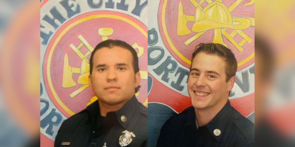 2 firefighters killed after teens allegedly set fire to Calif. library