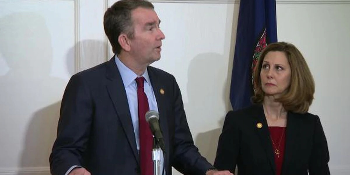 Governor Northam and first lady test positive for COVID-19