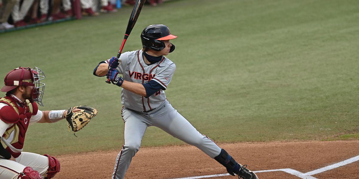 No. 16 UVA baseball defeats Florida State 2-1 in series finale