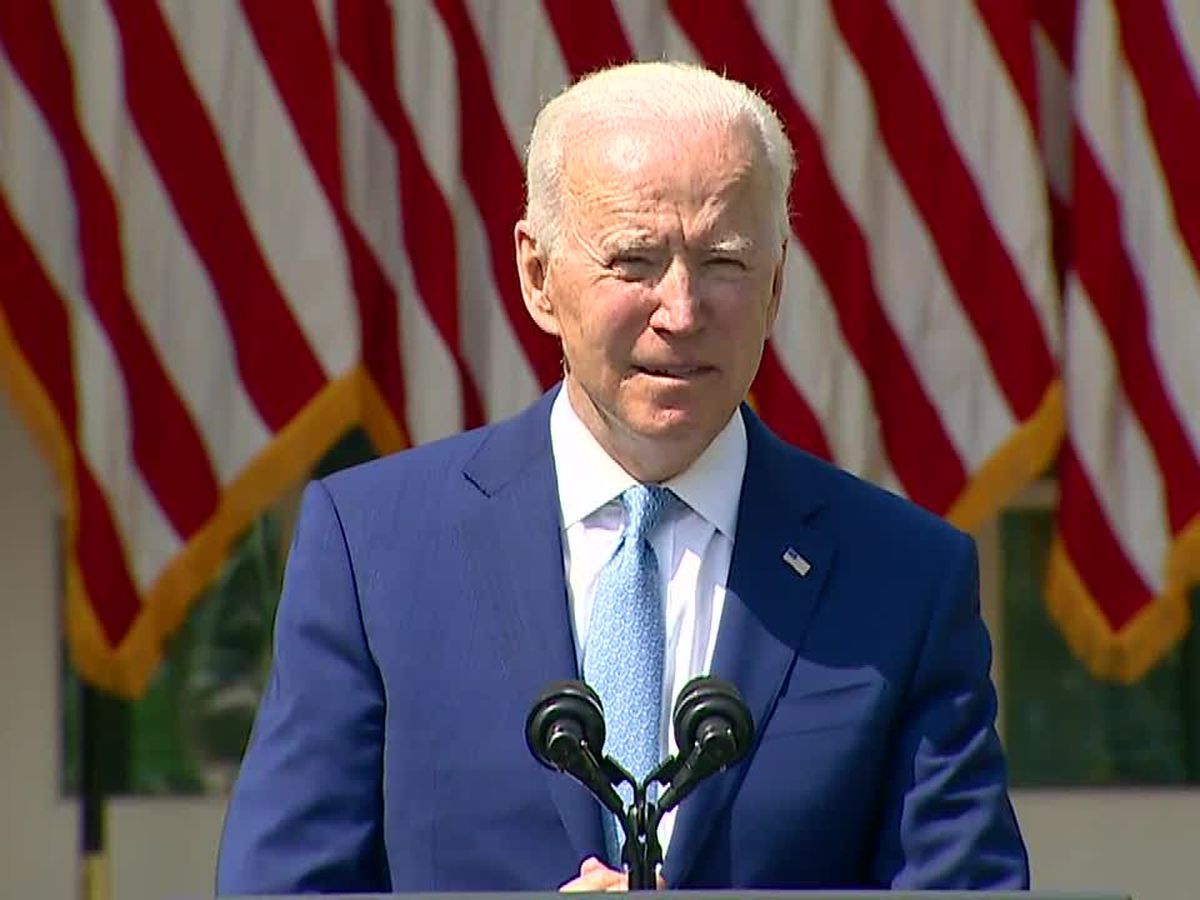 Virginia groups react to President Biden's gun control measures