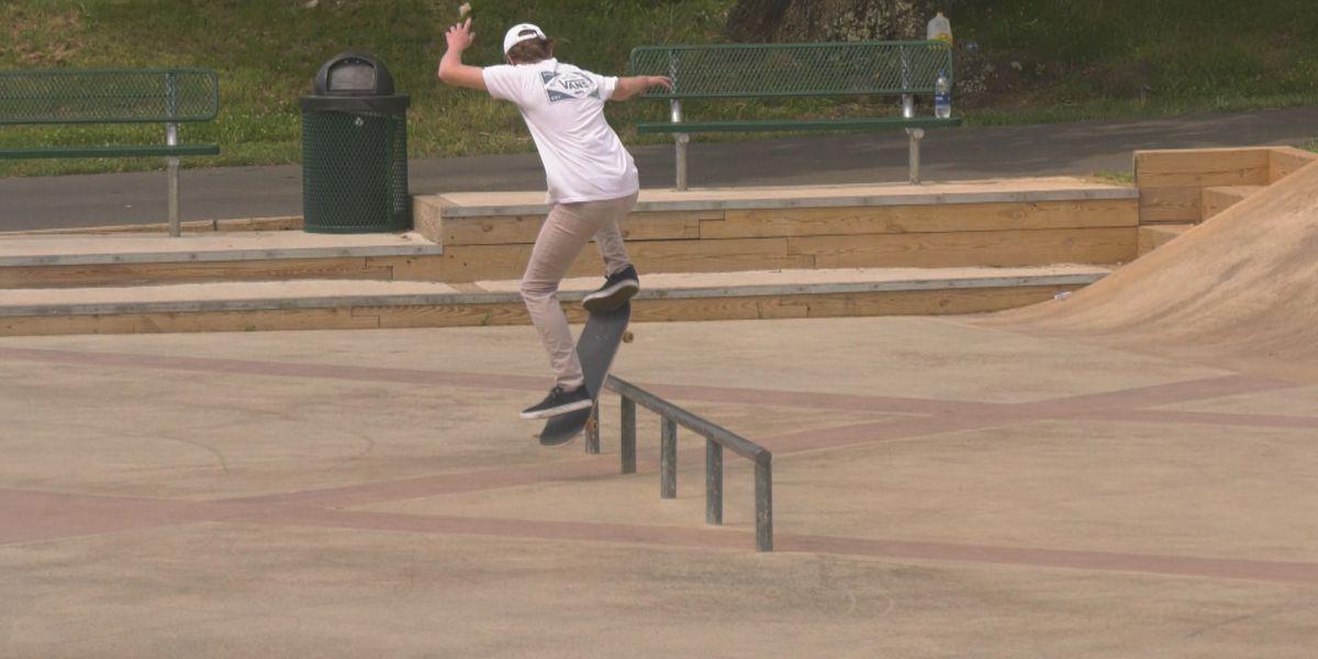 Charlottesville Skate Park reopens