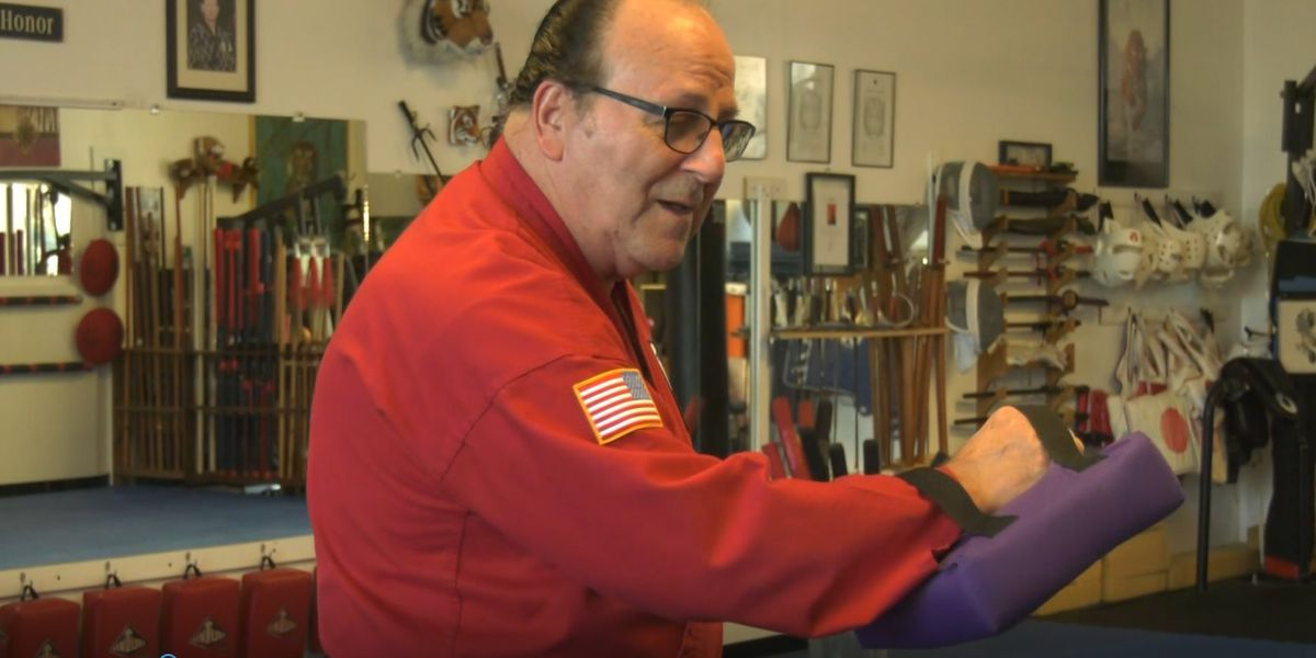 Albemarle Co. martial arts studio offers online lessons during coronavirus shutdown