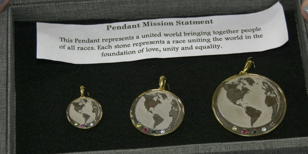 Unity Pendant created to bring people together