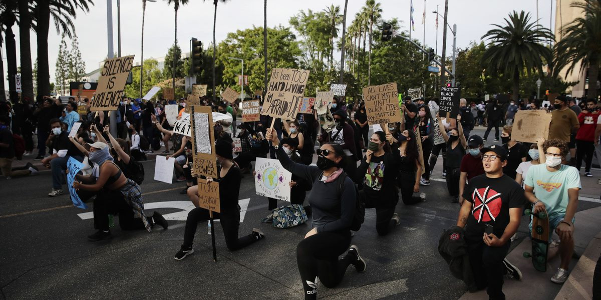 Protests in top 25 virus hot spots ignite fears of contagion