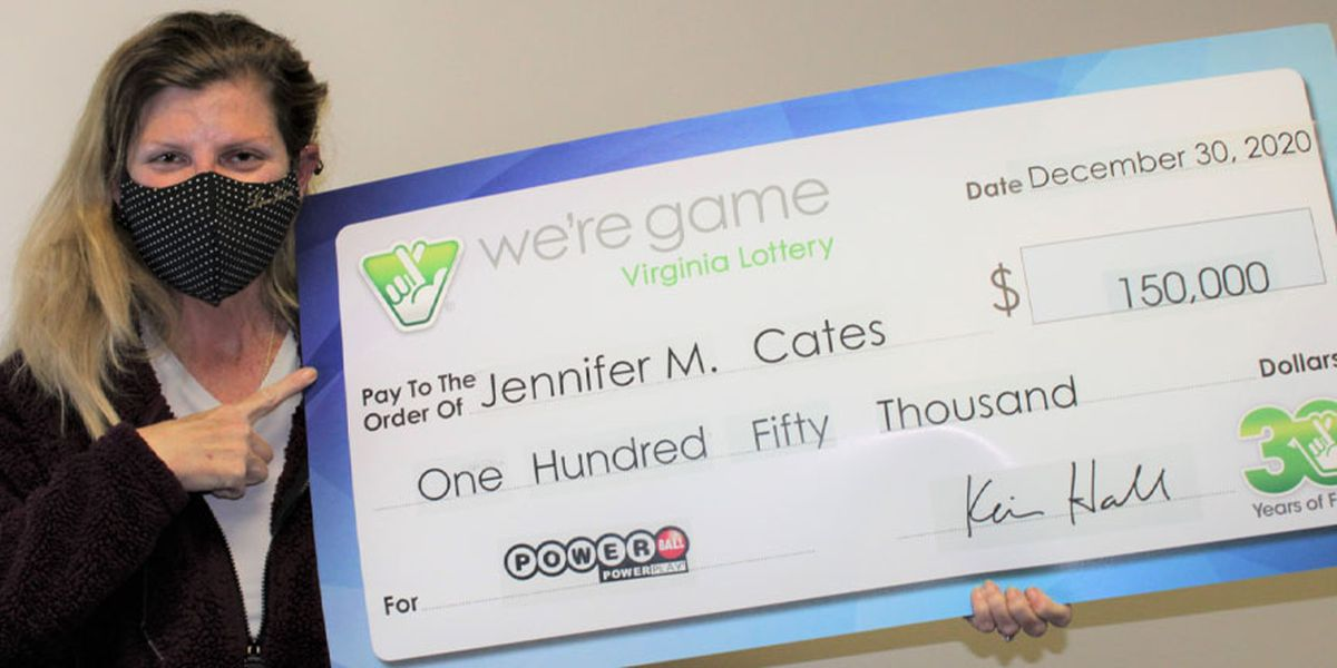 Chesterfield nurse wins $150k in Powerball jackpot