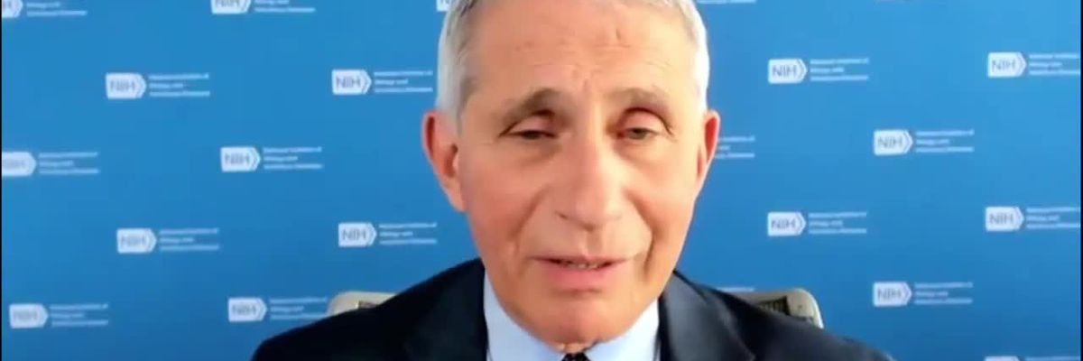 Dr. Fauci speaks at UVA's Medical Center Hour, talks vaccines