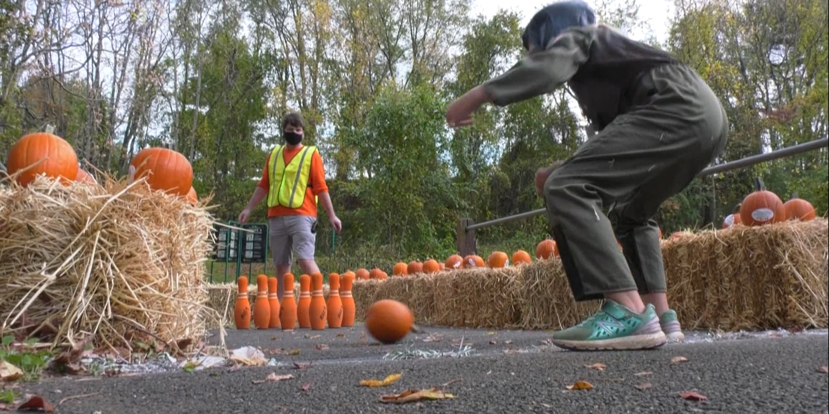Family Safe Spooky Trail brings costumed families to Pen Park