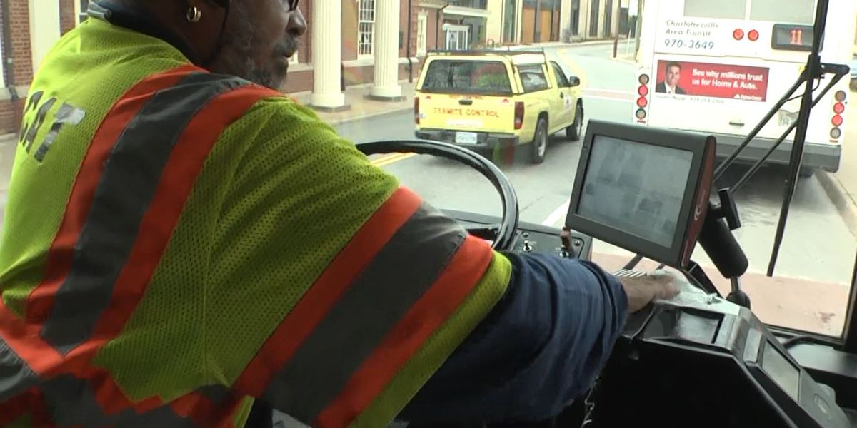 Charlottesville Area Transit ups cleaning efforts amid COVID-19 concerns