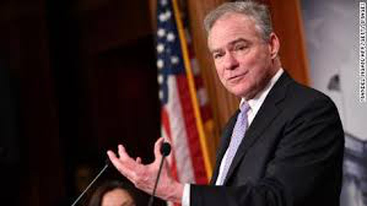 Kaine introduces paid sick leave bill