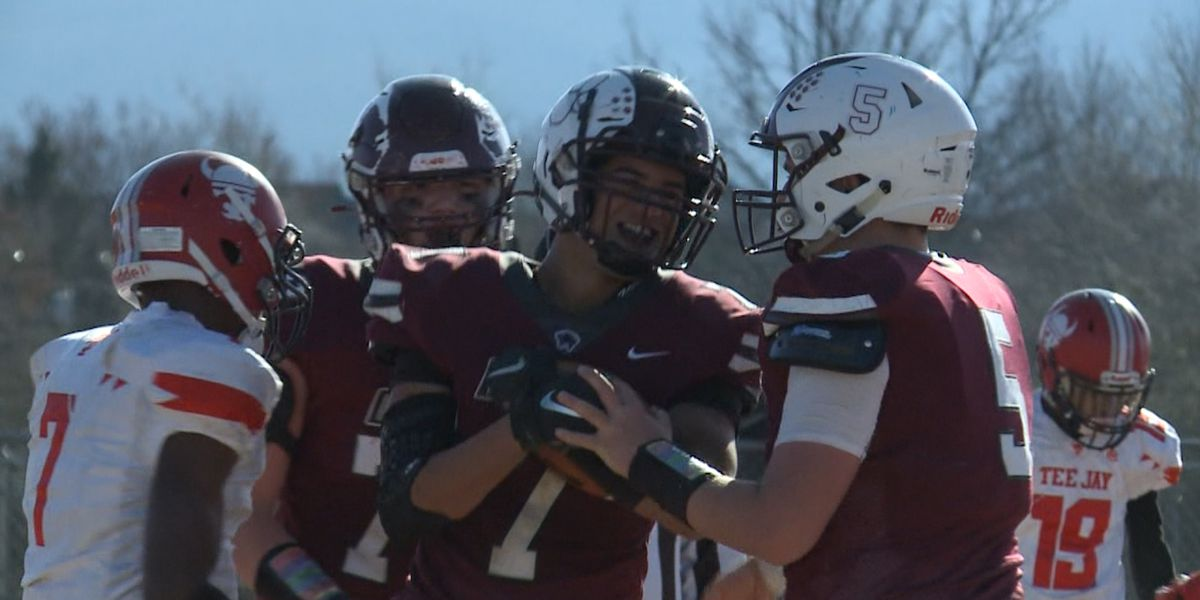 Stuarts Draft football ready for first appearance in state finals