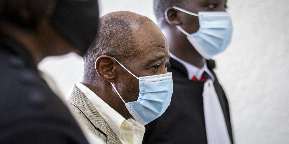 'Hotel Rwanda' hero admits backing rebels, denies violence