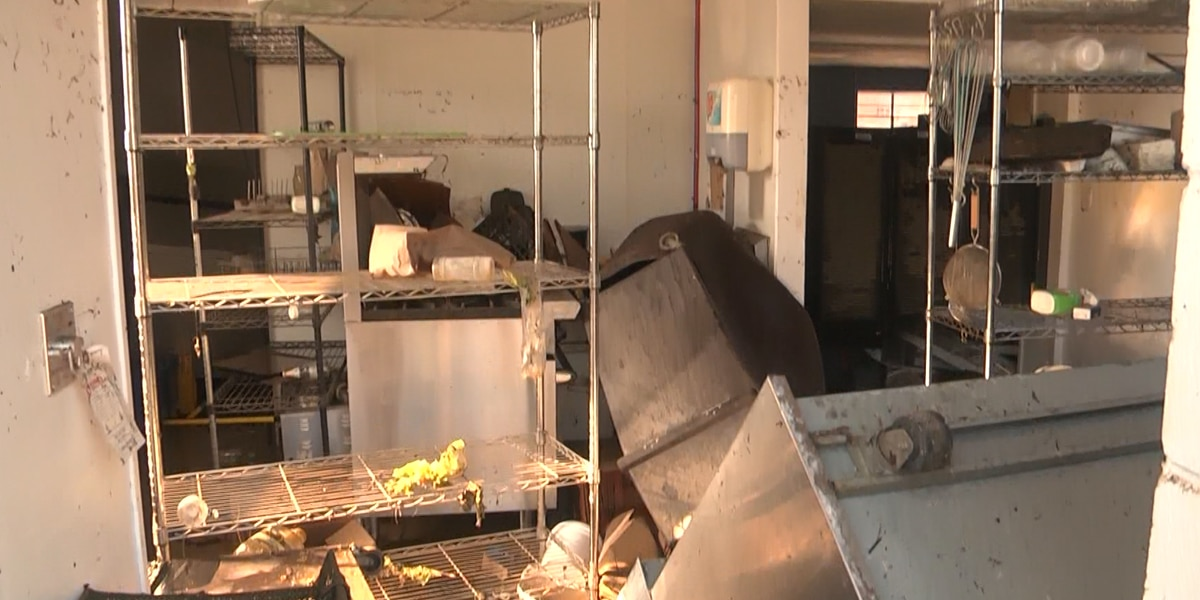 Staunton businesses taking stock after flooding causes widespread damage