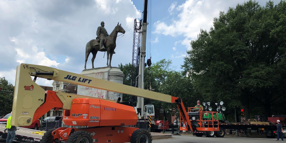 Augusta County prosecutor will probe mayor's removal of Confederate statues