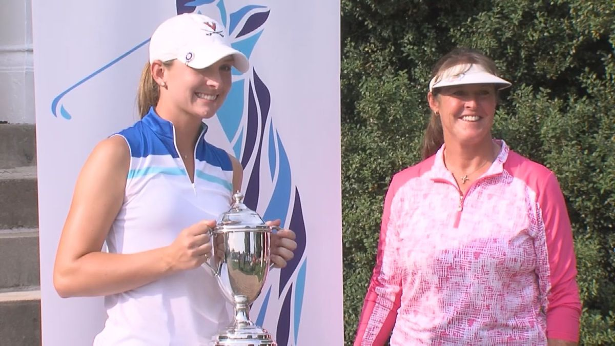 UVA's Beth Lillie wins 2nd annual Donna Andrews Invitational golf tournament
