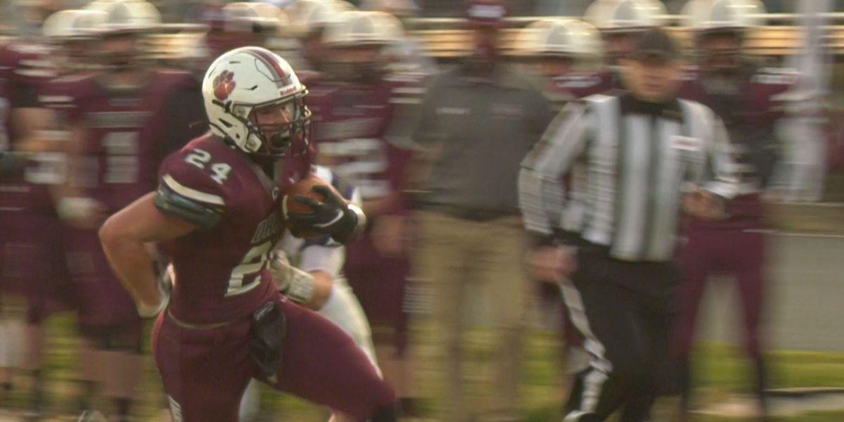 Friday's High School Football Playoff Scores & Highlights