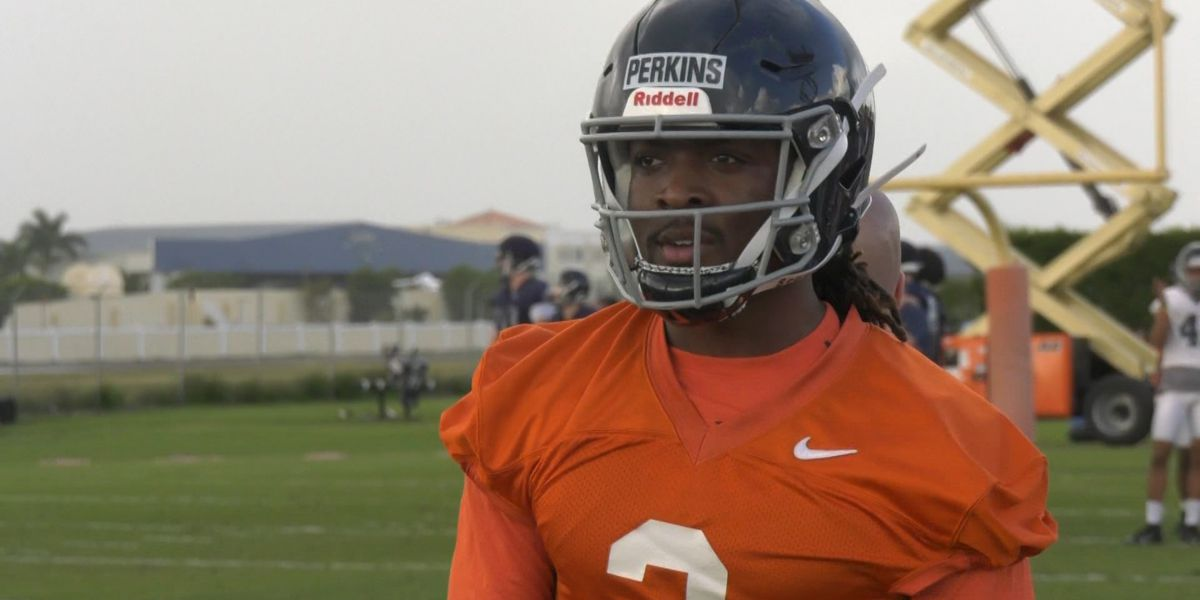 'The film speaks most' - UVA's Bryce Perkins & Bryce Hall discuss NFL Draft process