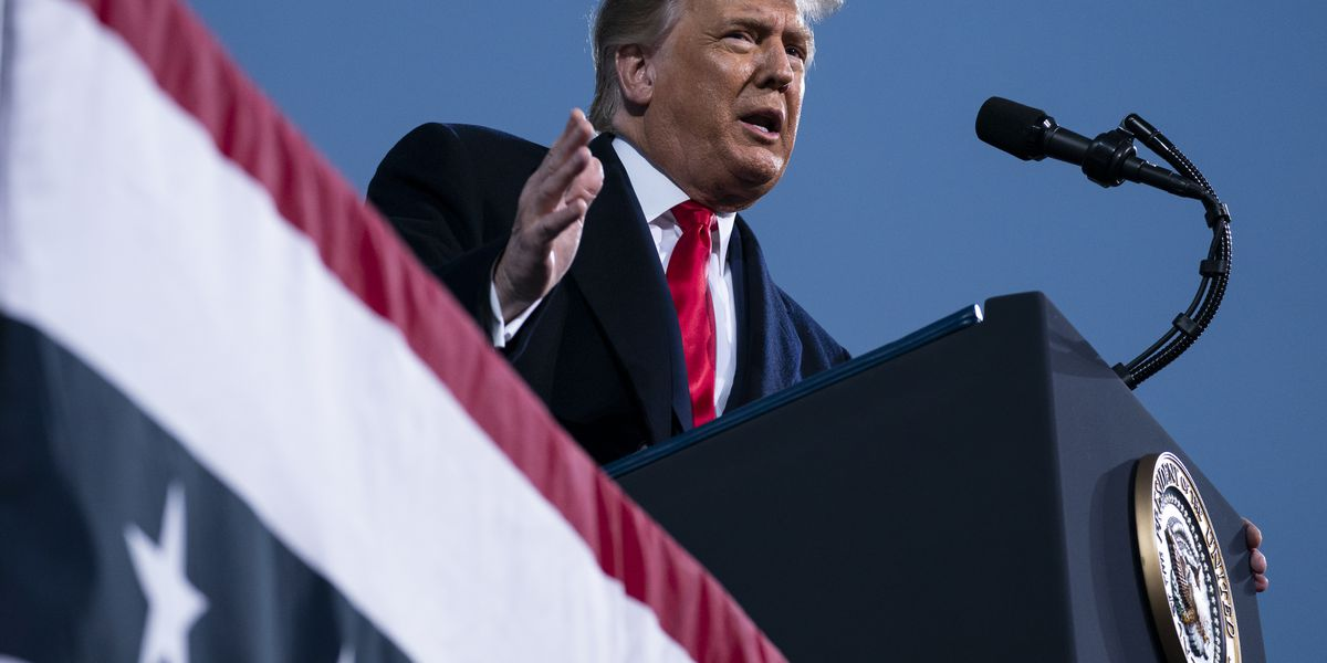 President Trump to hold re-election rally in Virginia Friday