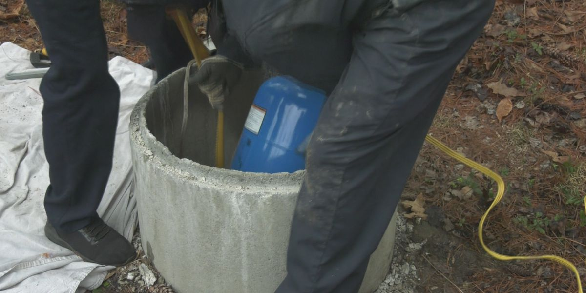 Fork Union woman gets water well fixed free of charge