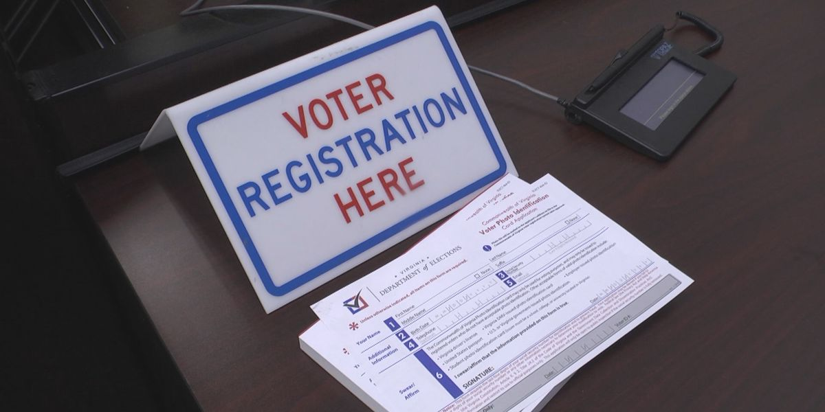 Voting rights groups: Lawsuit filed to extend Virginia's voter registration deadline
