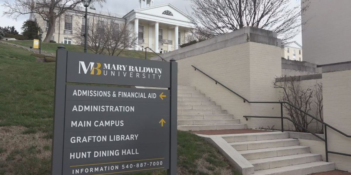 Mary Baldwin University to test all students for COVID-19 on return for spring semester