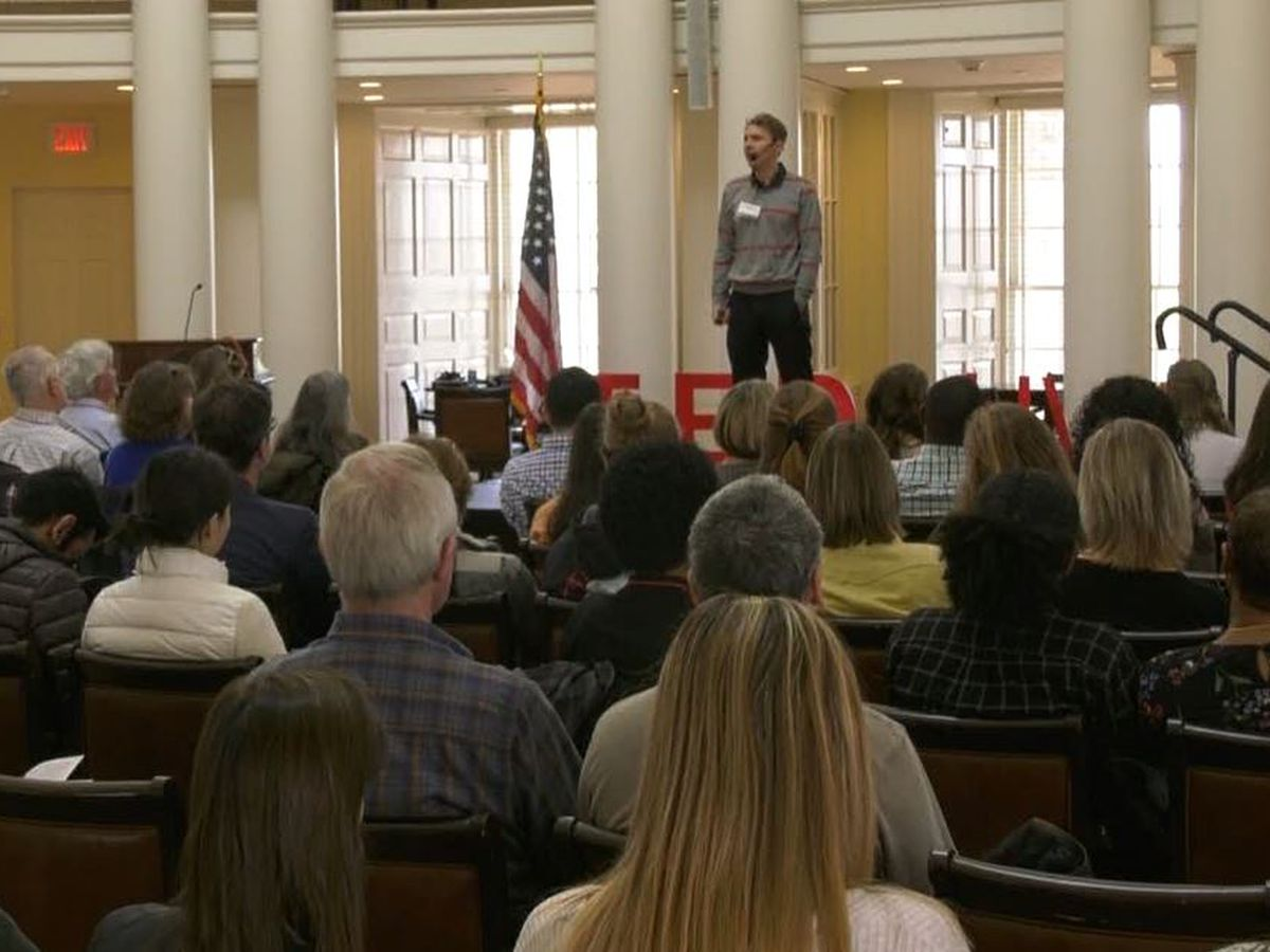The University of Virginia hosted its annual TEDx Conference Saturday afternoon