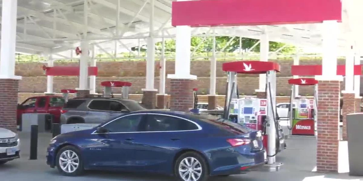 Wawa opens two new gas stations amid statewide fuel shortage