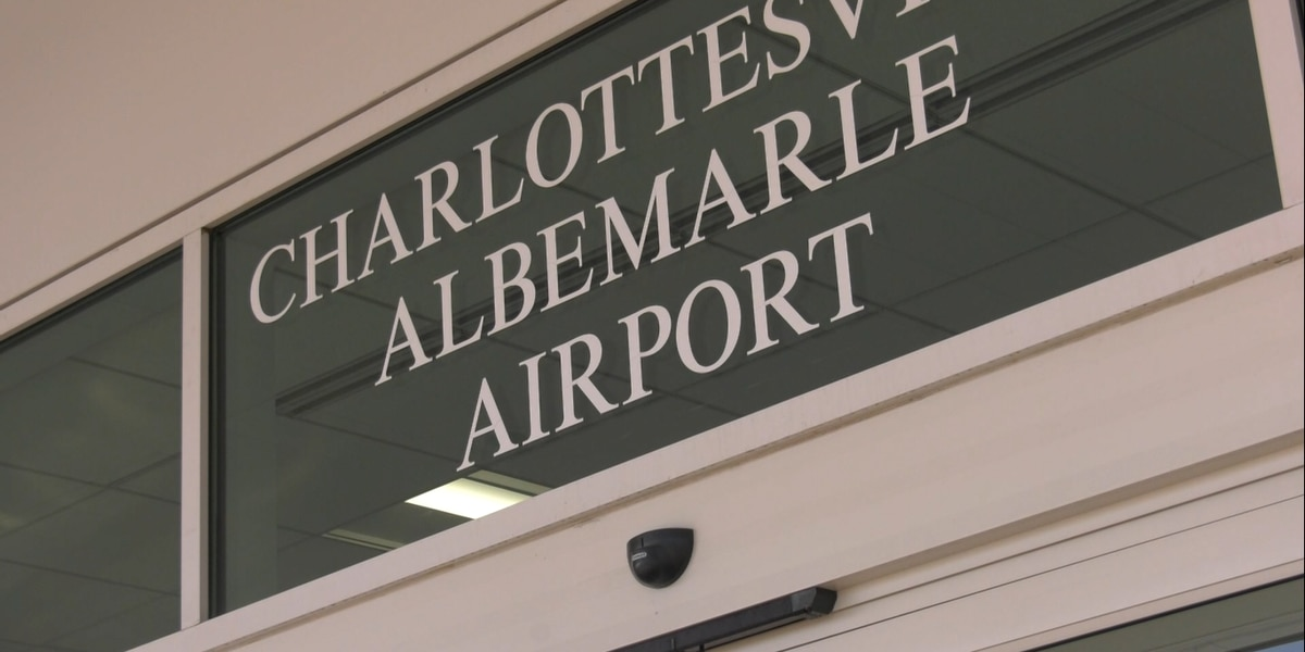 Charlottesville-Albemarle Airport experiencing uptick in travelers