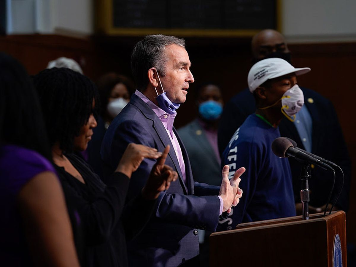 Gov. Northam announces additional $116 million for Virginia Institutions of Higher Education