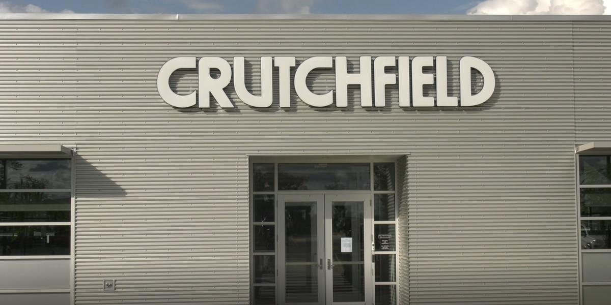 Crutchfield earns #1 spot in Newsweek's Best Online Shops 2021