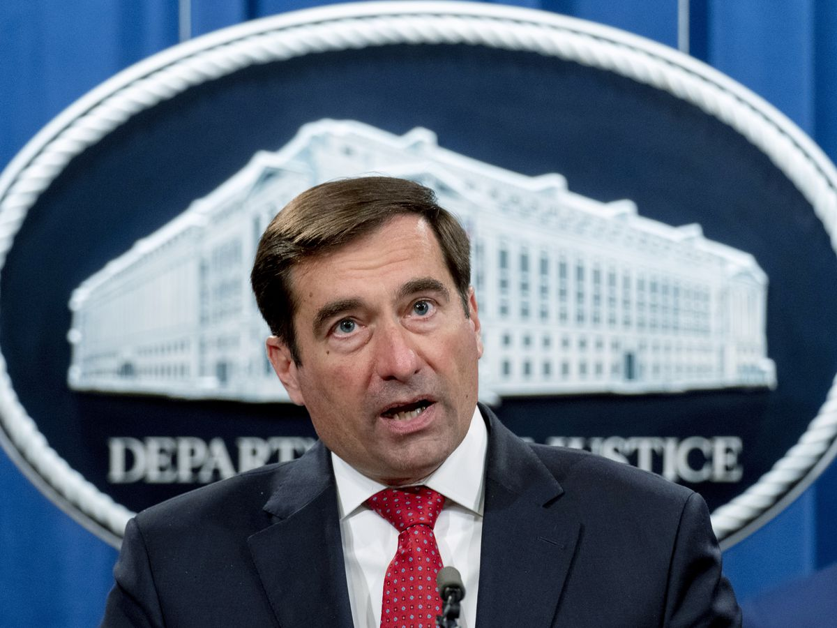 Justice Dept. official resigning amid uproar over Democrats' subpoenaed phone data
