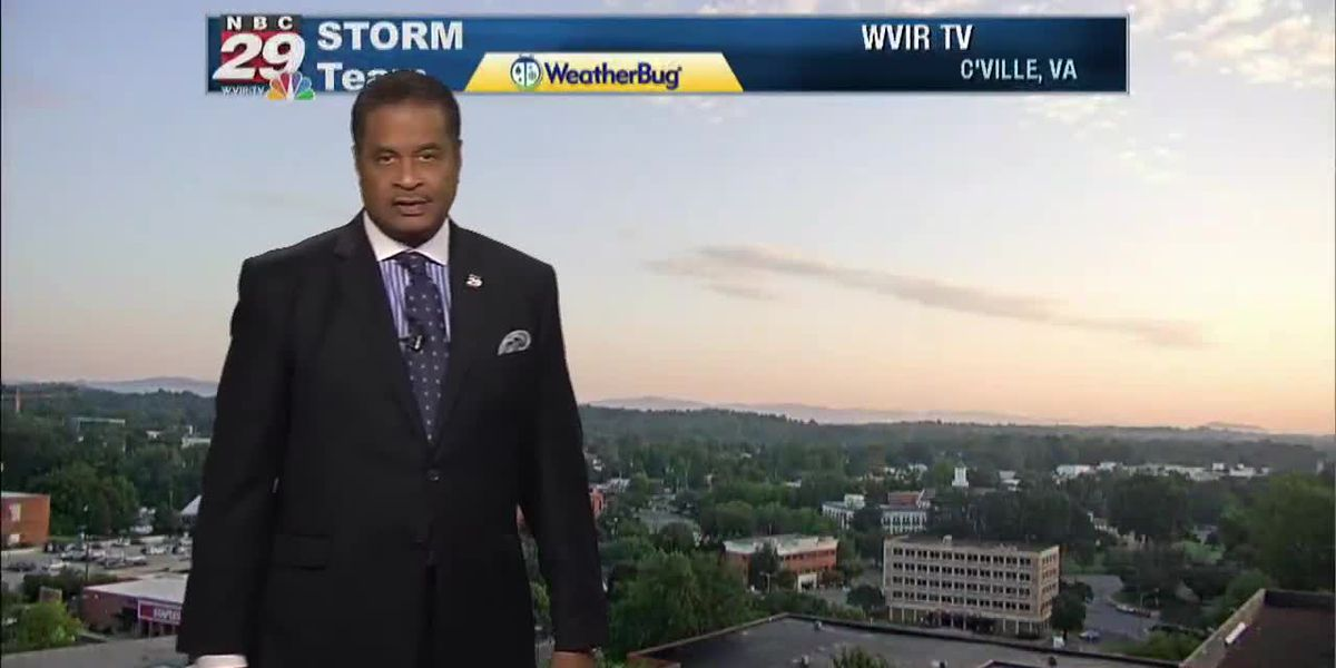nbc29 weather at sunrise