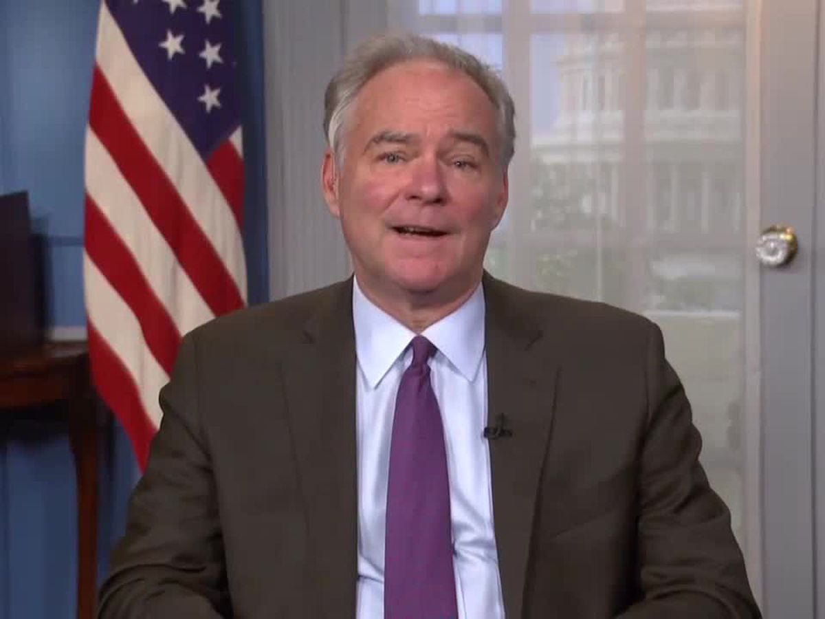 Sen. Kaine reintroduces Veterans Medical Marijuana Safe Harbor Act