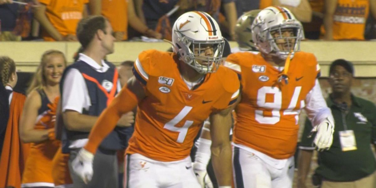 UVA senior linebacker Jordan Mack focused on football & NFL Draft