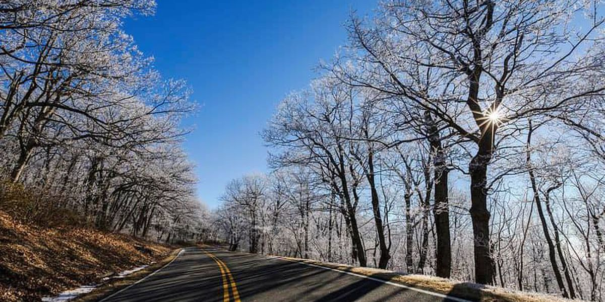 SNP's Skyline Drive remains closed after Winter weather
