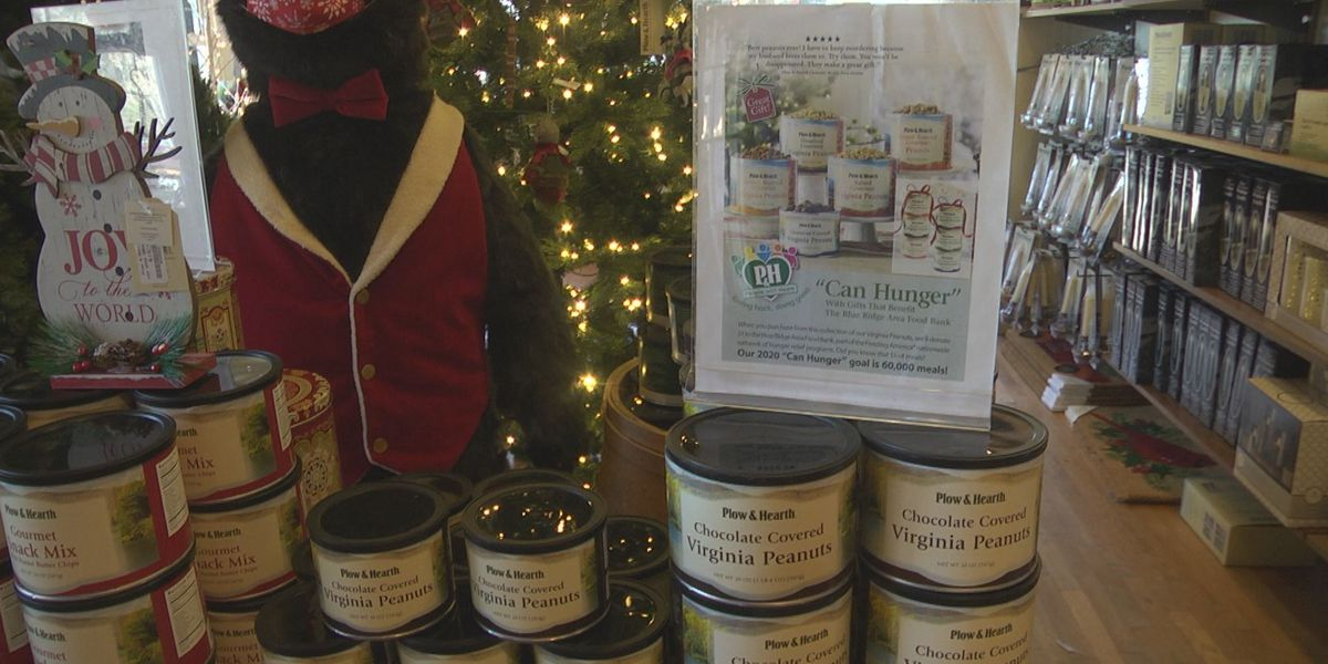 Plow & Hearth program gives back to 2 local causes