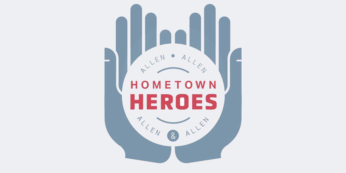 Allen & Allen announces 2020 Hometown Heroes