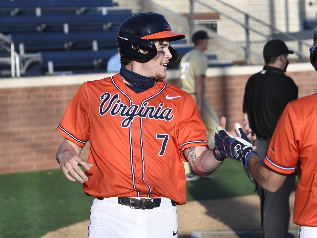 Region Championship postponed until Tuesday for UVA & Old Dominion baseball