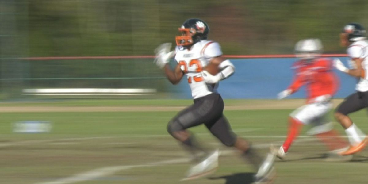 Woodberry Forest Football defeats FUMA 47-21