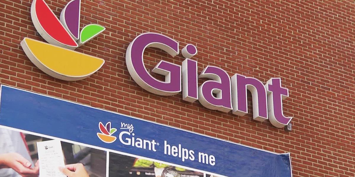 Giant Food dedicates shopping hours for seniors, citizens with compromised immune systems