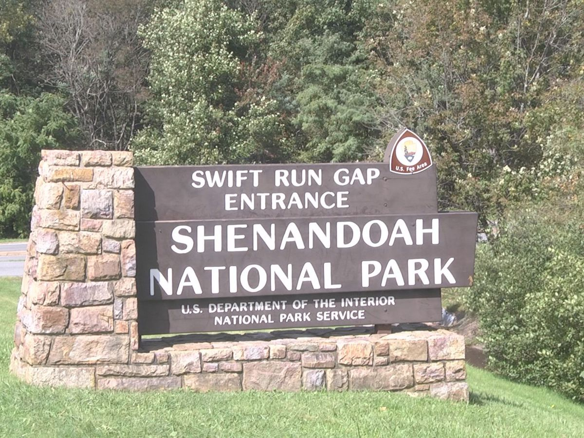 Reservations may be the future for visitors to Shenandoah National Park