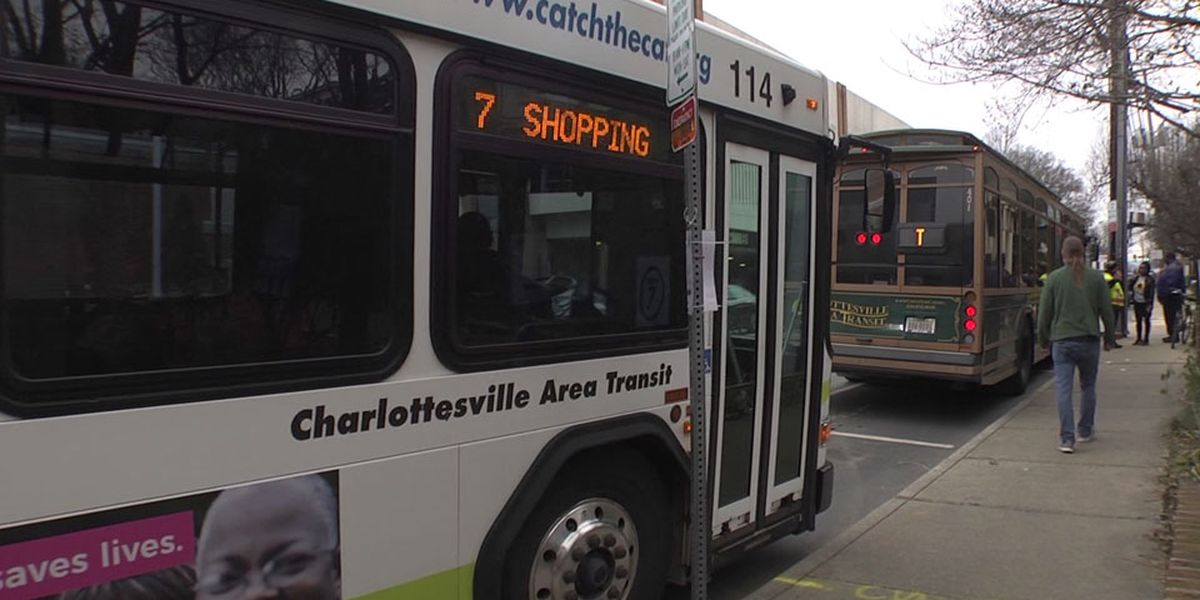 Limited bus service, park closures among measures to stop the spread of COVID-19 in Charlottesville