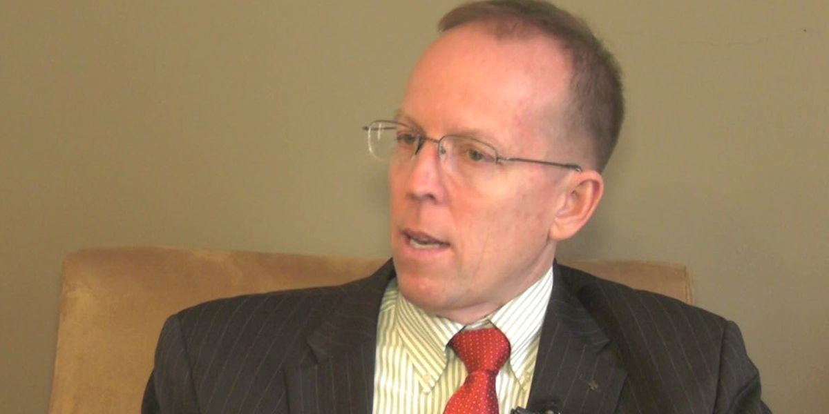 Del. Rob Bell discusses his seven bills for the 2021 General Assembly session